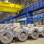 Steel expansion